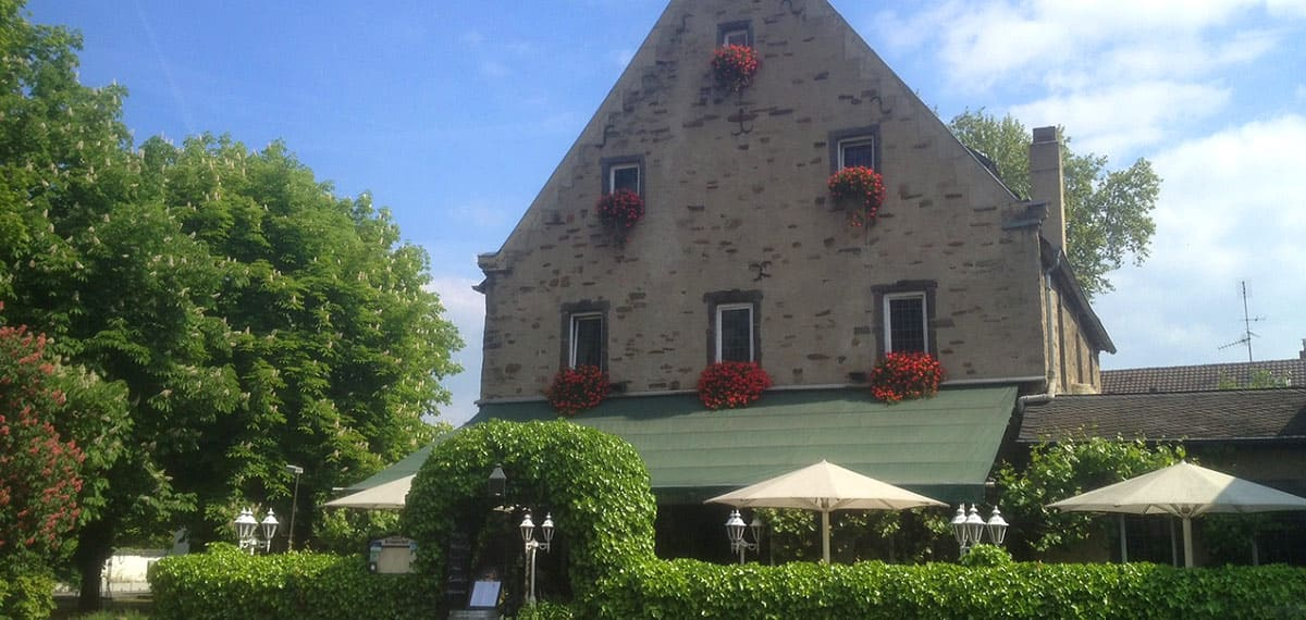 Restaurant Templerhof in Bad Breisig